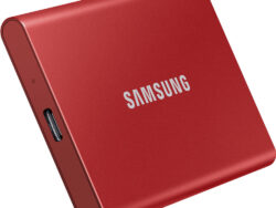 Samsung T7 MU-PC500R/AM 500 GB Portable Solid State Drive