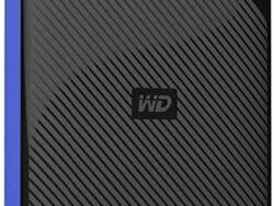 WD 2TB Gaming Drive Portable Hard Drive WDBDFF0020BBK-WESN